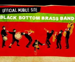 BLACK BOTTOM BRASS BAND
